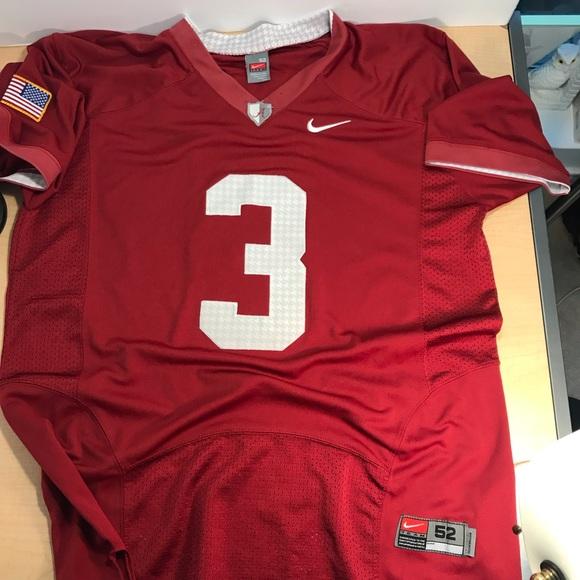 reputable site 26132 54356 Nike Alabama University Crimson Authentic Jersey